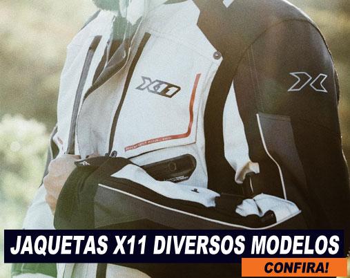 Jaquetas X11