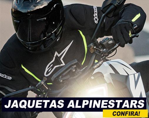 Jaquetas Alpinestars