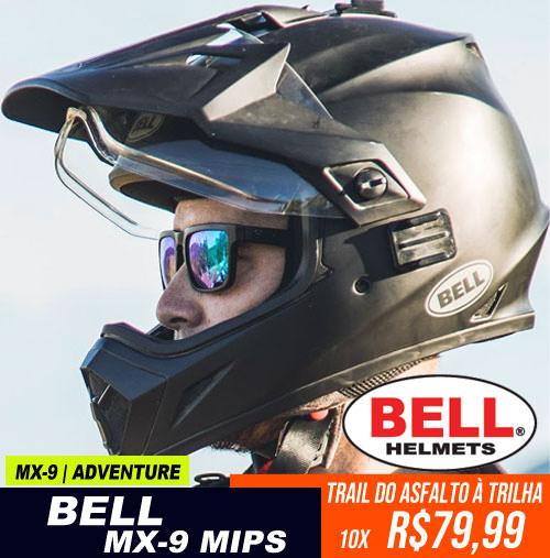 Capacete Bell MX-9 Adventure Mips