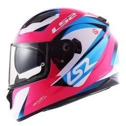 Capacete-LS2-FF320-Stream-Dimitry-Pink-Azul-Branco-4