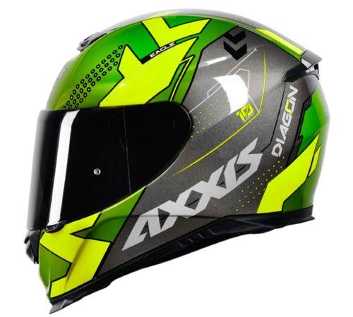 Capacete-Axxis-Eagle-Diagon-Verde-Amarelo-1