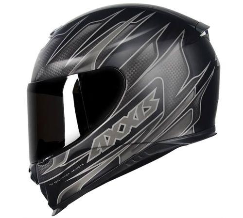 Capacete-Axxis-Eagle-Speed-Fosco-Preto-Cinza-2