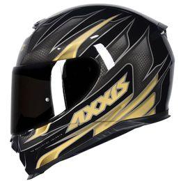Capacete-Axxis-Eagle-Speed-Preto-Dourado-2