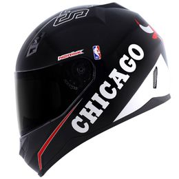 Capacete-Norisk-FF391-Chicago-Bulls-Preto-4