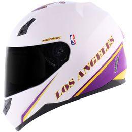 Capacete-Norisk-FF391-Los-Angeles-Lakers-Branco-4