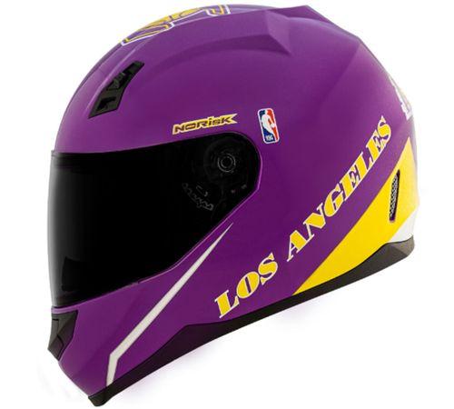 Capacete-Norisk-FF391-Los-Angeles-Lakers-Purple-4