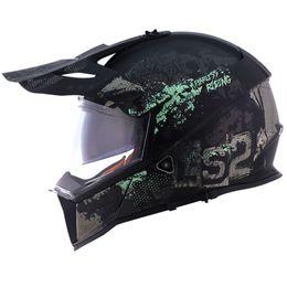 Capacete-LS2-MX436-Evo-Fearless-Fosco-Preto-Cinza-4