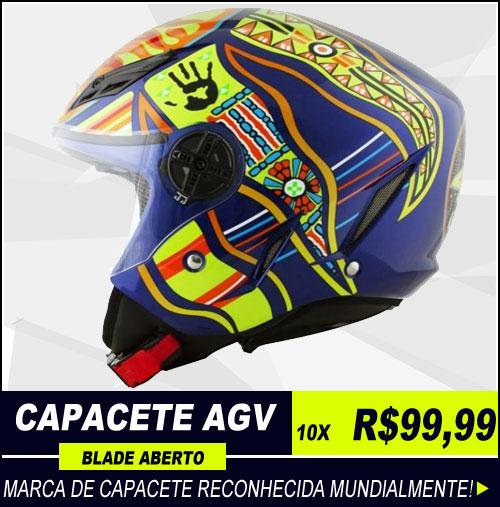 Capacete AGV Blade