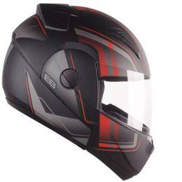 Capacete-EBF-E08-New-Escamoteavel-Fosco-Drift-Vermelho