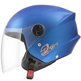 Capacete-Tork-New-Liberty-3-Elite-Azul-Fosco-1