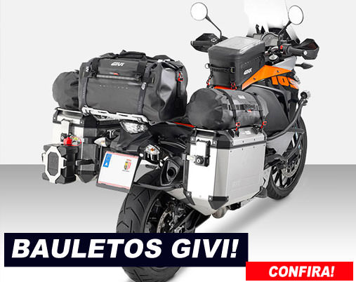 Bauletos GIVI