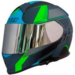 Capacete-X11-Revo-Pro-Flagger-SV-Fosco-Verde-1