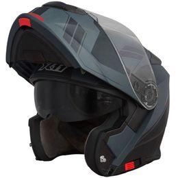 Capacete-X11-Turner-Trooper-Preto-Fosco-2
