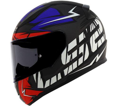Capacete-LS2-FF353-Rapid-Cromo-Fosco-Preto-Vermelho-Azul-5