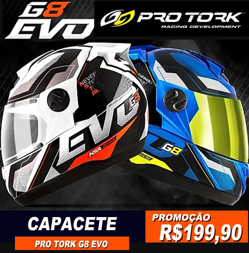 Capacete Pro Tork G8 EVO