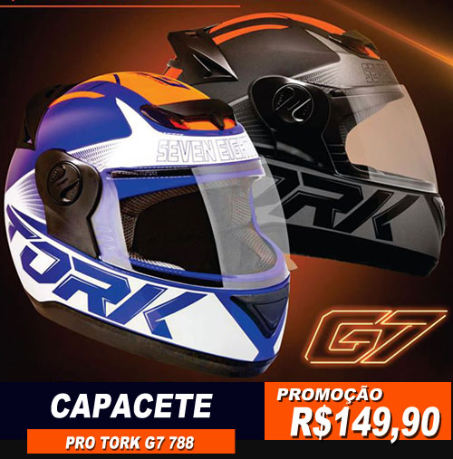Capacete Pro Tork G7 788
