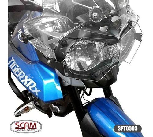 Protetor-De-Farol-Tiger-800-1000-2012-Policarbonato-Scam