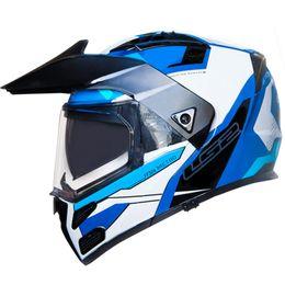 Capacete-LS2-FF324-Metro-Complex-Fosco-Preto-Branco-Azul-1