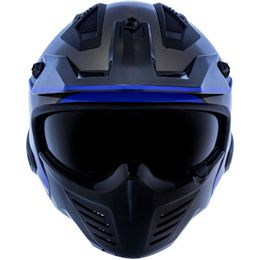 Capacete-Norisk-Darth-Outline-Titanium-Azul-1