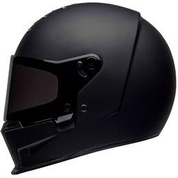 Capacete-Bell-Eliminator-Solid-Fosco-Preto-1