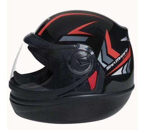 Capacete-San-Marino-Speed-One-Preto-Vermelho-Taurus-1