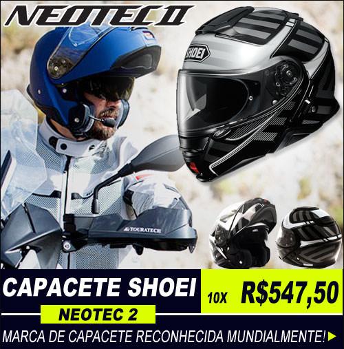Capacete Shoei Moto BR