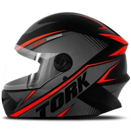 Capacete-Pro-Tork-R8-Cinza-Vermelho-1