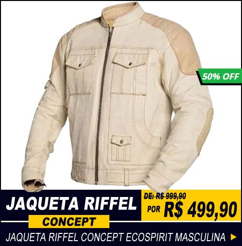 Jaqueta Riffel Concept Ecospirit