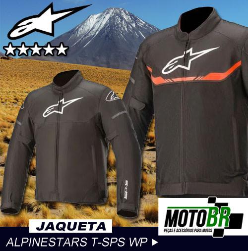 Jaqueta Alpinestars T-SPS WP